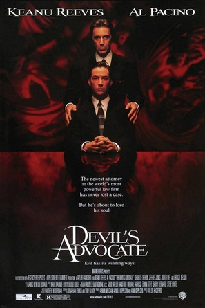 The Devil's Advocate - Movie Poster (thumbnail)