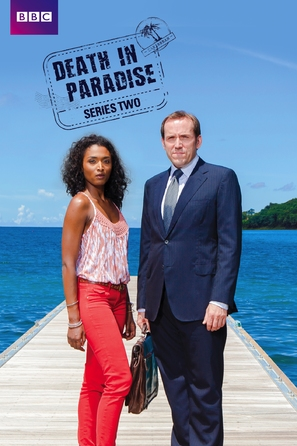 """Death in Paradise"" - British Movie Poster (thumbnail)"