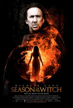 Season of the Witch - Movie Poster (thumbnail)