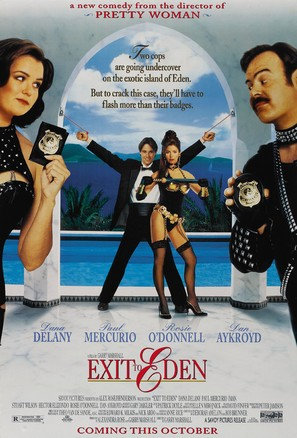 Exit to Eden - Advance poster (thumbnail)