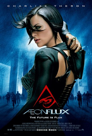 Æon Flux - Movie Poster (thumbnail)
