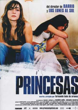 Princesas - Spanish poster (thumbnail)