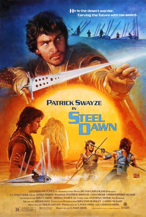 Steel Dawn - Movie Poster (thumbnail)