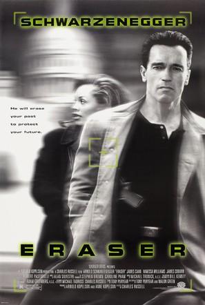 Eraser - Movie Poster (thumbnail)