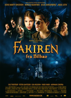 Fakiren fra Bilbao - Danish Movie Poster (thumbnail)