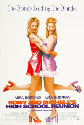 Romy and Michele's High School Reunion - Movie Poster (thumbnail)