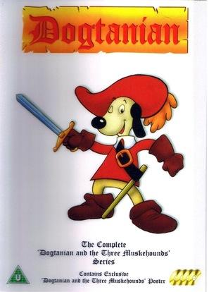 """""""D'Artacan y los tres mosqueperros"""" - Movie Cover (thumbnail)"""
