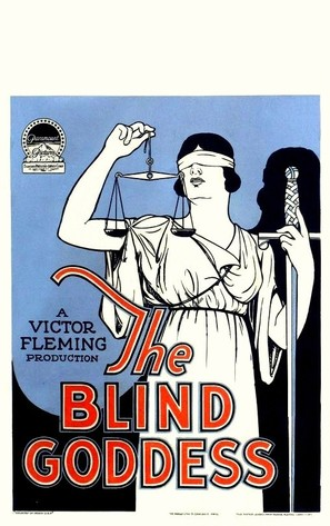 The Blind Goddess - Movie Poster (thumbnail)