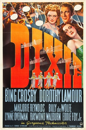 Dixie - Movie Poster (thumbnail)