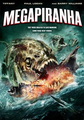 Mega Piranha - Movie Poster (thumbnail)