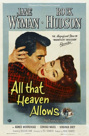 All That Heaven Allows - Movie Poster (thumbnail)