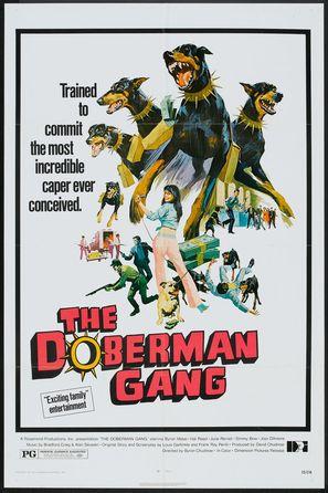 The Doberman Gang - Movie Poster (thumbnail)