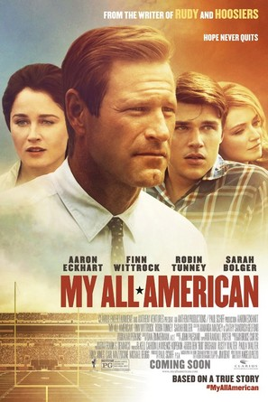 My All American - Movie Poster (thumbnail)