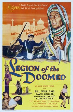 Legion of the Doomed - Movie Poster (thumbnail)