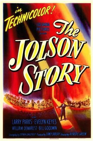 The Jolson Story - Movie Poster (thumbnail)