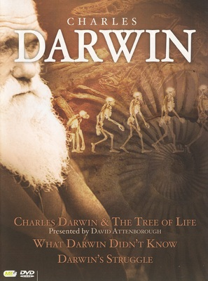 Charles Darwin and the Tree of Life - British Movie Cover (thumbnail)