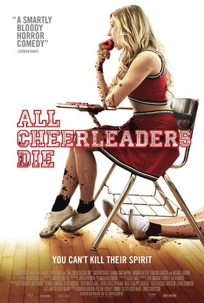 All Cheerleaders Die - Movie Poster (thumbnail)