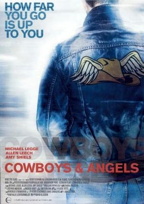 Cowboys & Angels - Movie Poster (thumbnail)