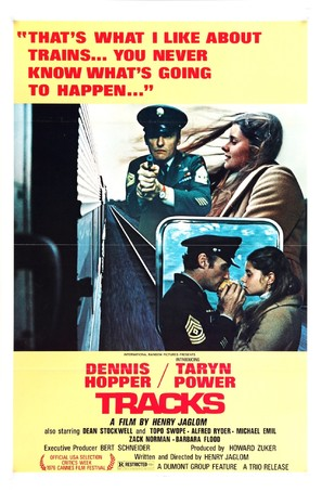 Tracks - Movie Poster (thumbnail)