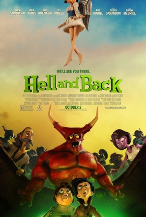 Hell & Back - Movie Poster (thumbnail)