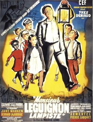Monsieur Leguignon, lampiste