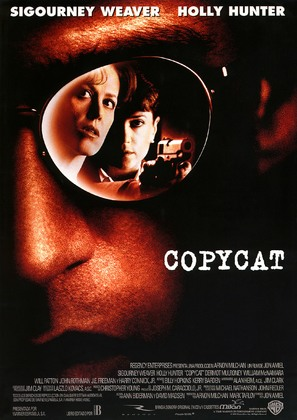 Copycat - Spanish Movie Poster (thumbnail)
