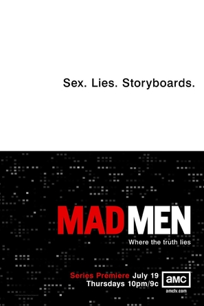 """Mad Men"" - Movie Poster (thumbnail)"