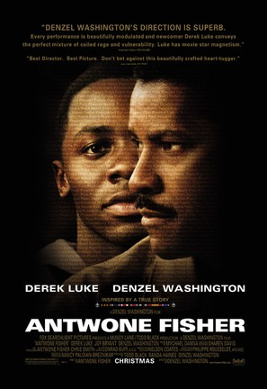 Antwone Fisher - Movie Poster (thumbnail)
