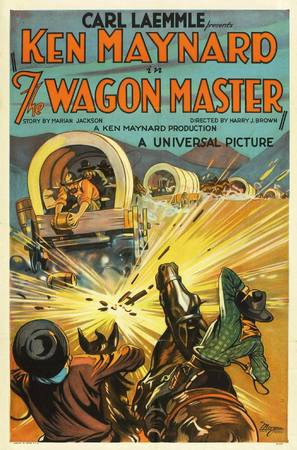 The Wagon Master - Movie Poster (thumbnail)