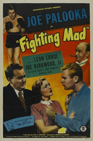 Joe Palooka in Fighting Mad - Movie Poster (thumbnail)