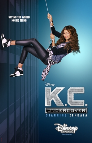 """K.C. Undercover"" - Movie Poster (thumbnail)"