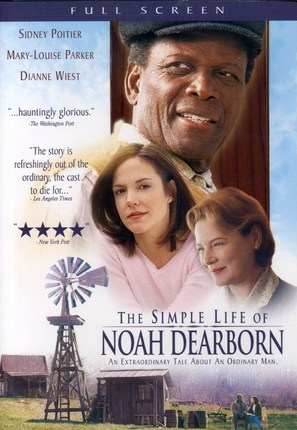 The Simple Life of Noah Dearborn - DVD movie cover (thumbnail)