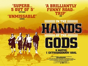 In the Hands of the Gods - British Movie Poster (thumbnail)