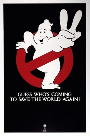 Ghostbusters II - Teaser movie poster (thumbnail)