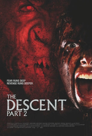 The Descent: Part 2 - British Movie Poster (thumbnail)