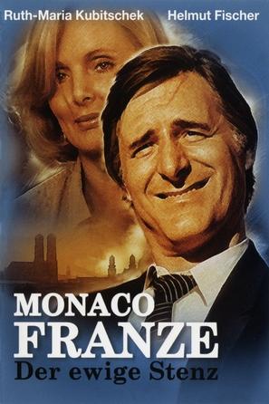 """Monaco Franze - Der ewige Stenz"" - German Movie Poster (thumbnail)"