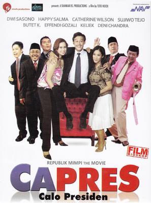 Capres - Indonesian Movie Cover (thumbnail)