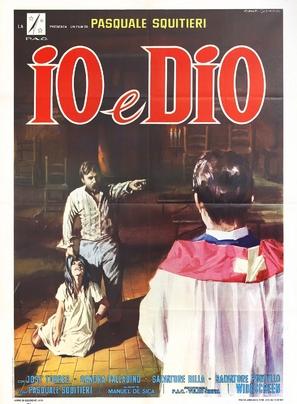 Io e Dio - Italian Movie Poster (thumbnail)