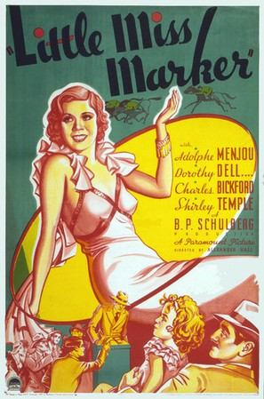 Little Miss Marker - Movie Poster (thumbnail)