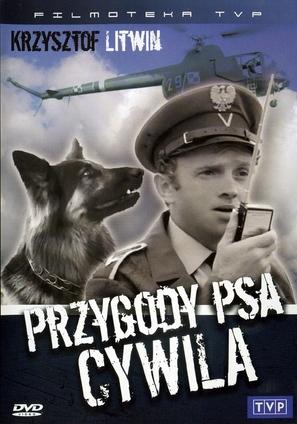 """Przygody psa Cywila"" - Polish Movie Cover (thumbnail)"