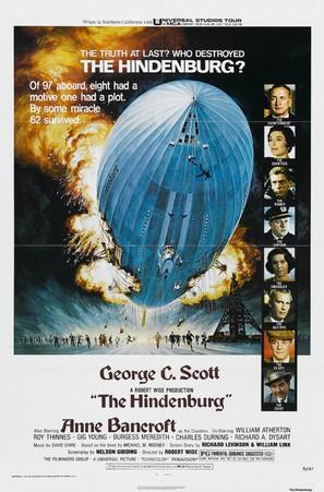 The Hindenburg - Movie Poster (thumbnail)