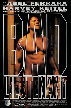 Bad Lieutenant - Movie Poster (thumbnail)