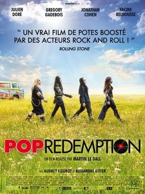 Pop Redemption - French Movie Poster (thumbnail)