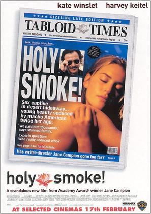 Holy Smoke - Advance poster (thumbnail)