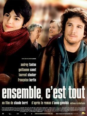 Ensemble, c'est tout - French Movie Poster (thumbnail)
