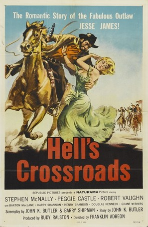 Hell's Crossroads - Movie Poster (thumbnail)