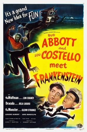Bud Abbott Lou Costello Meet Frankenstein - Movie Poster (thumbnail)
