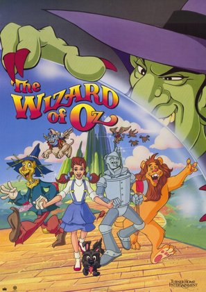 """The Wizard of Oz"" - DVD movie cover (thumbnail)"