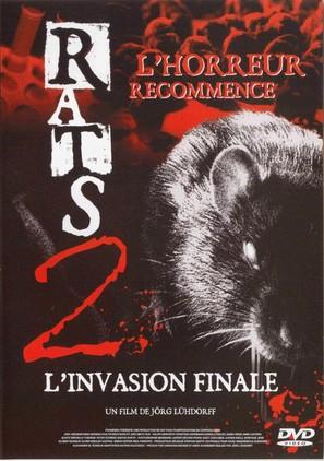 Ratten 2 - Sie kommen wieder! - French Movie Cover (thumbnail)