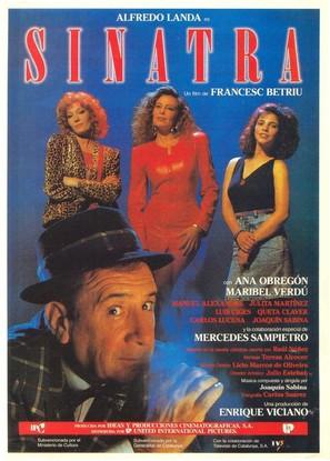 Sinatra - Spanish Movie Poster (thumbnail)